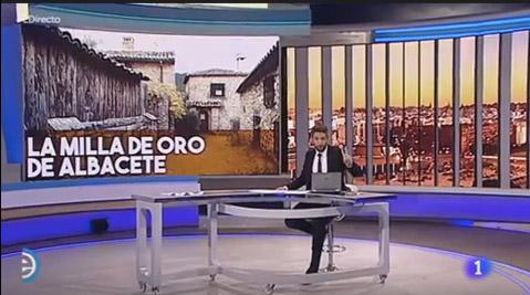 El Mirador de Riópar Viejo en TVE1