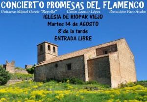 Promesas del Flamenco