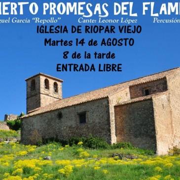 Concierto Promesas del Flamenco